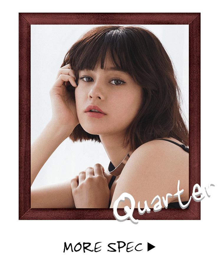Quarter|MORE SPEC